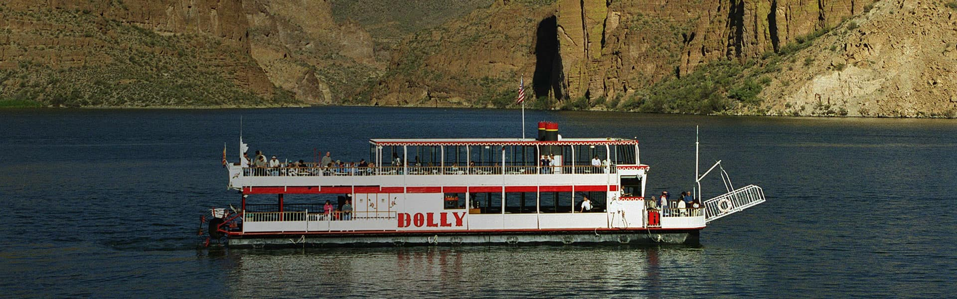 Apache Trail & Dolly Steamboat Van Tours